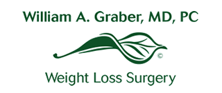 Leaf Image Logo For Our Weight Loss Surgery, New York Facility - William A. Graber, MD, PC